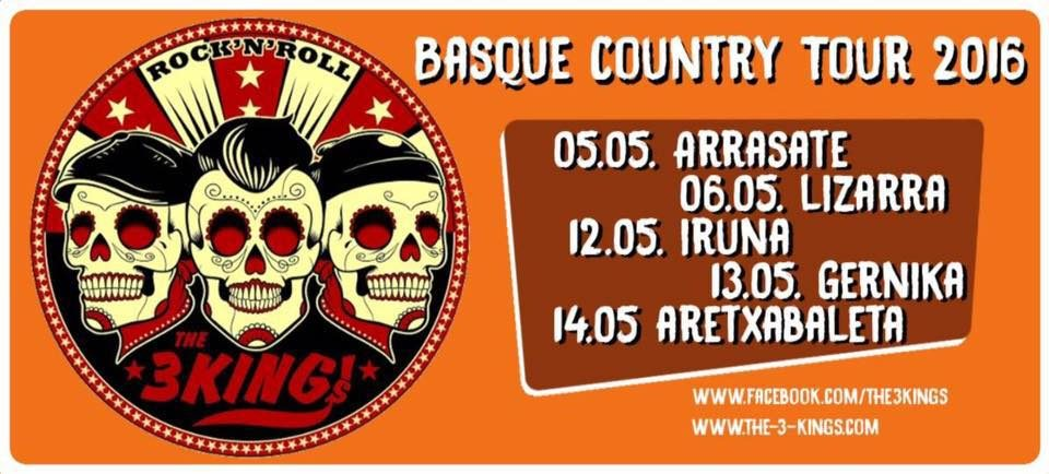 Basque Country Tour Flyer