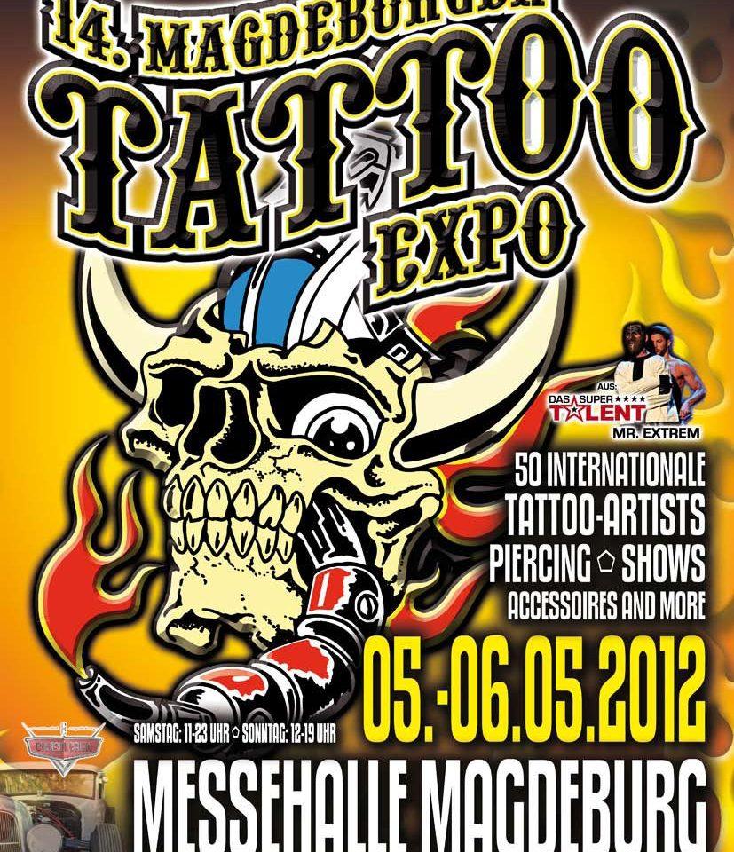 Expo Plakat 2012
