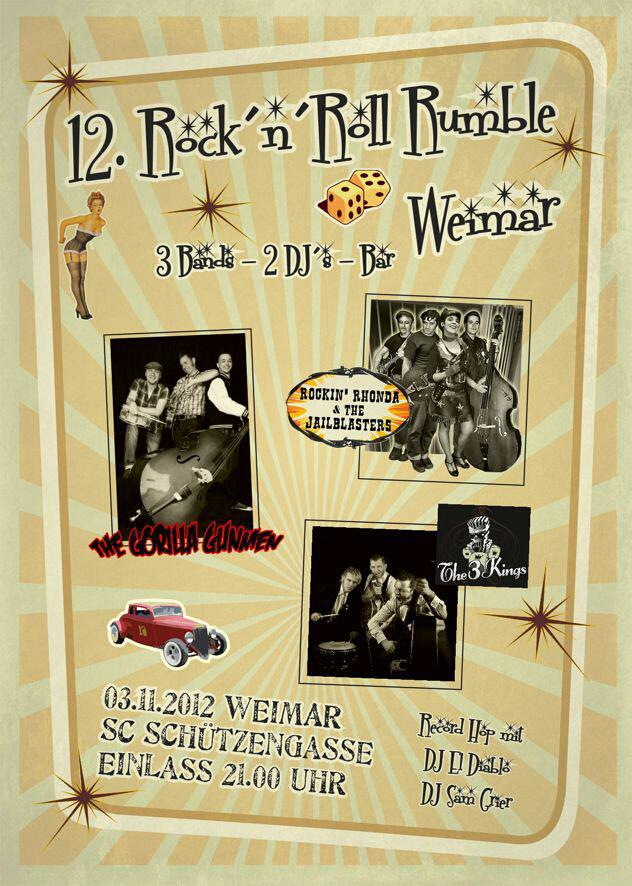 Weimar Rockabilly Rumble