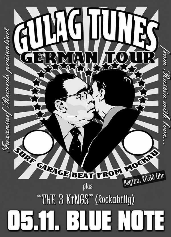 gulag tunes